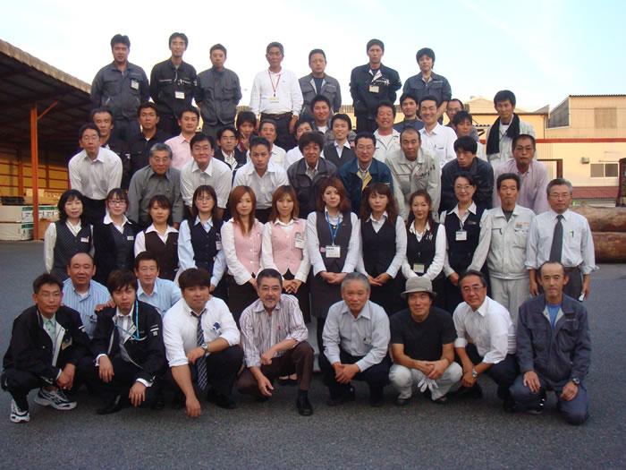 九州社員集合